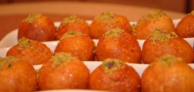 طريقة عمل حلوى الجليبي الهندي بطريقة بسيطة جداااااا